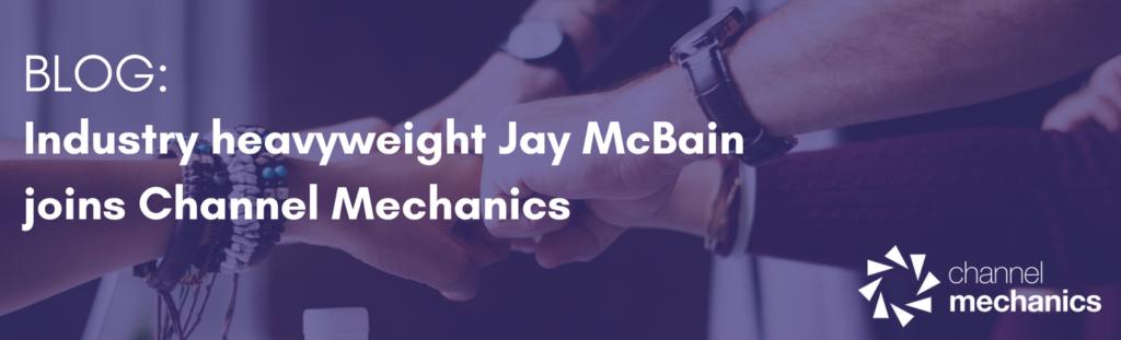 Jay McBain
