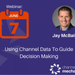 Channel Data Webinar with Jay McBain