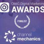 Channel Mechanics Online Marketing in Galway Awards Finalist
