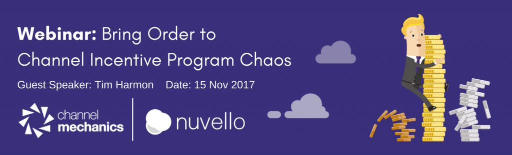 Channel Incentive Program