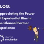 Channel Partner Experience