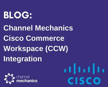 Cisco Commerce Workspace