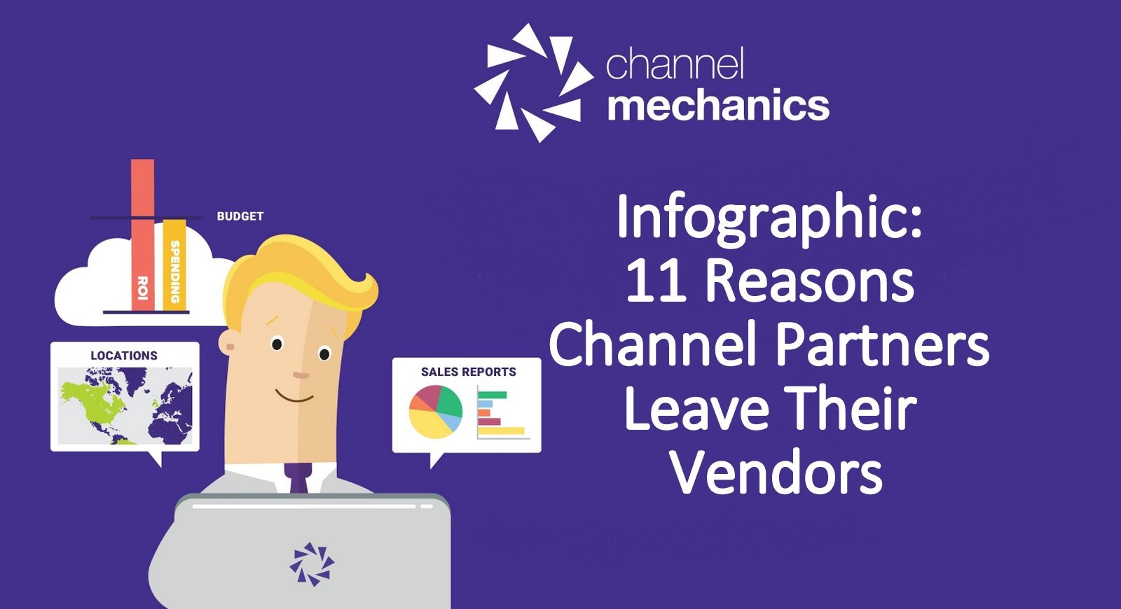 Infographic Reasons Channel Partners Leave