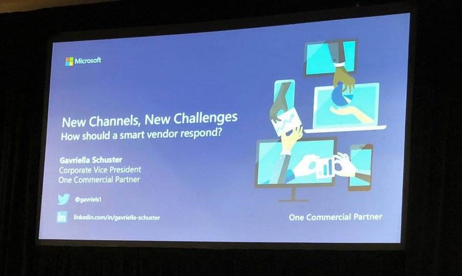 Gavriella Schuster Microsoft