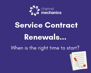 Service Contract Renewals