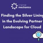Cloud Partner Landscape Opportunities