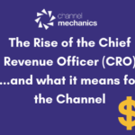 Channel Chief Revenue Officer