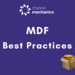 MDF Best Practices