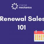 Renewal Sales