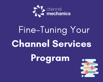 Channel Services Program