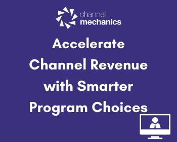 Accelerate Channel Revenue