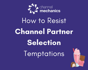 Channel Partner Selection
