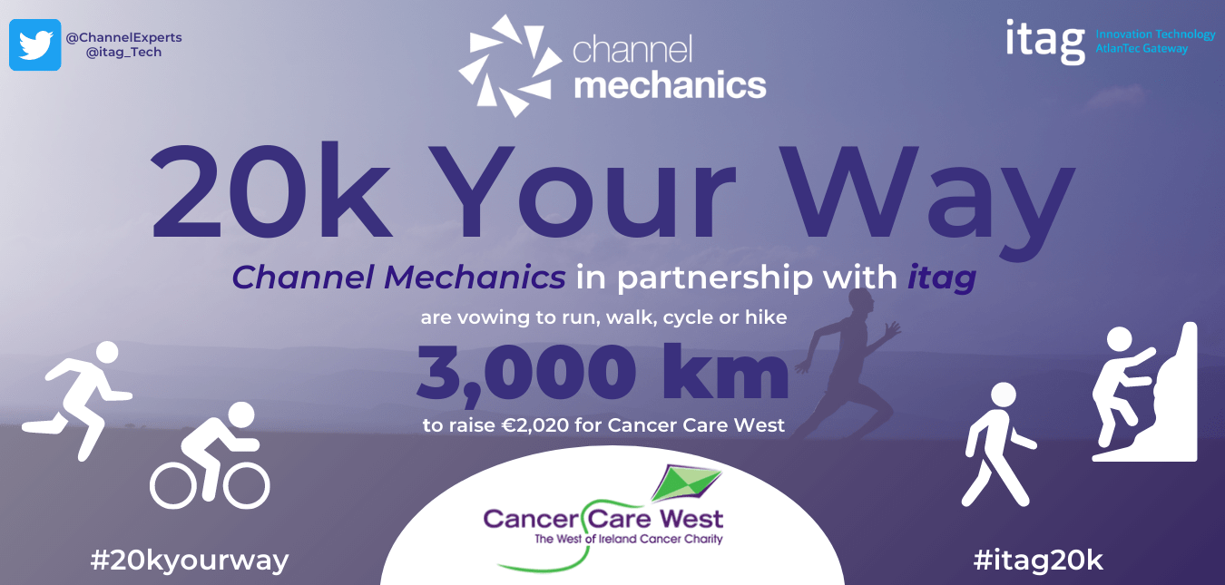 Cancer Care West Charity Challenge 2020 - Channel Mechanics