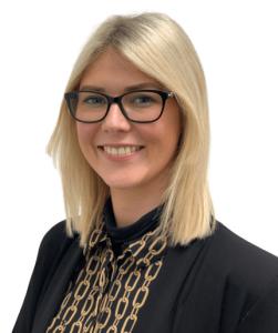 Niamh Salmon, Marketing Associate