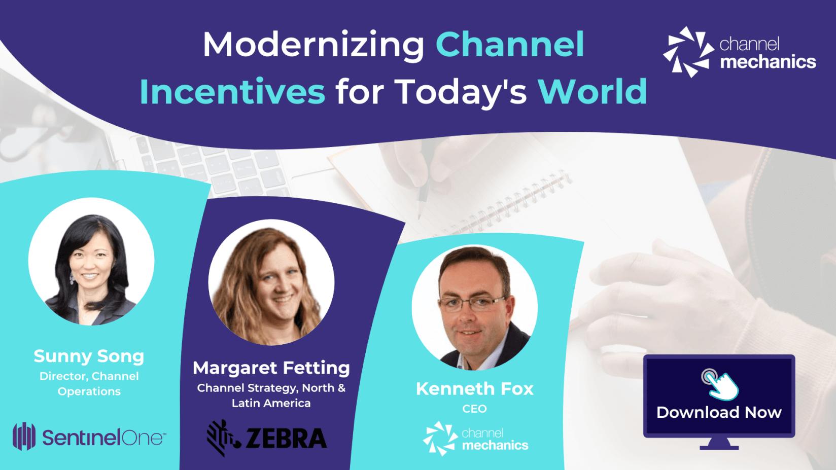 Modernizing Channel Incentives