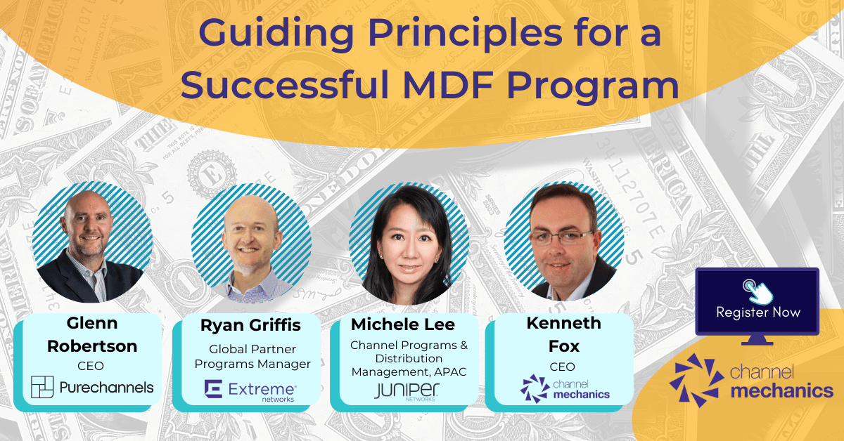 Guiding Principles for a Successful MDF Program - Channel Mechanics