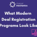 Webinar Deal Registration Programs